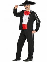 Costume da gentleman messicano per uomo