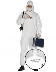 Costume Polizia Scentifica per adulto