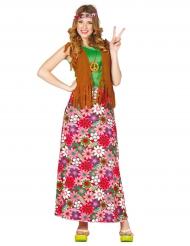 Costume da Hippie allegra per donna