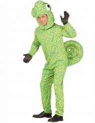 Costume da camaleonte per adulto