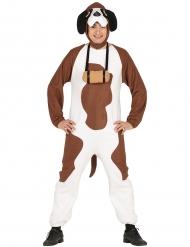 Costume da Cane di montagna per adulto