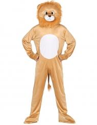 Costume da Mascotte Leone per adulto