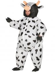 Costume Maxi Mucca Gonfiabile per adulto