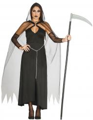Costume da falciatrice sexy per donna Halloween