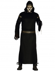 Costume da conte della morte per uomo halloween