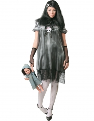 Costume da bambola assissina Halloween