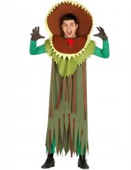 Costume da pianta carnivora per adulto