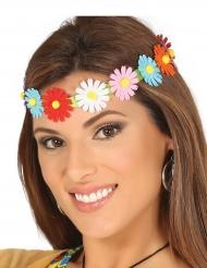Fascia a fiori multicolori