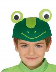 Cappellino ranocchio divertente bambino