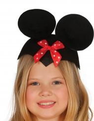 Cappello topolino bambina