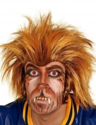 Parrucca da lupo mannarro Halloween per adulto