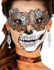 Maschera ingranaggi steampunk sexy
