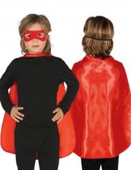 Mantello supereroeper bambino55 cm