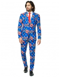 Costume Mr Capitan America™ per uomo Opposuits™