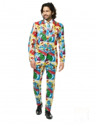 Costume Mr Marvel Comics™ per uomo Opposuits™