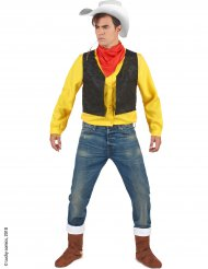 Costume da Lucky Luke™ adulto