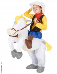 Costume Carry Me Jolly Jumper e Lucky Luke™ per bambino