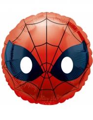 Palloncino alluminio Spiderman™ Emoji™ 43 cm