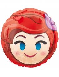 Palloncino alluminio Ariel™ Emoji™ 43 cm