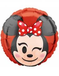 Palloncino alluminio Minni™ Emoji™ 43 cm