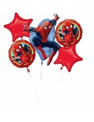 5 Palloncini alluminio Spiderman Ultimate™