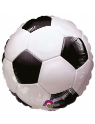 Palloncino alluminio pallone da calcio 45 cm