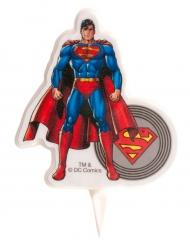 Candelina compleanno Superman ™ 7.50cm