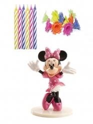 Kit decorazione e candele di compleanno Minnie™