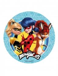 Disco di zucchero Ladybug™ da 20 cm