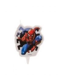 Candelina compleanno Spiderma ™ 7.5 cm