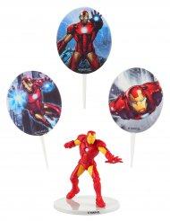 Kit decorazione per dolci Iron Man™