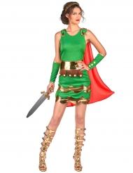 Costume da soldato romano per donna