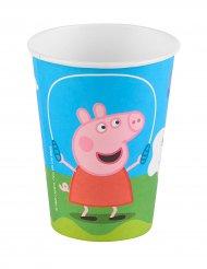 6 Bicchieri di carta Peppa Pig™