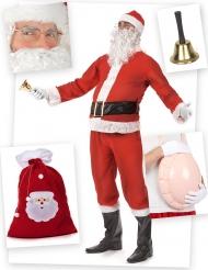Set Costume da Babbo Natale
