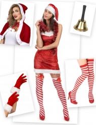 Set costume da Mamma Natale