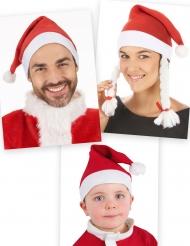 Set cappelli di natale per famiglia