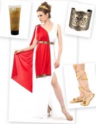 Set Costume da Romana per donna