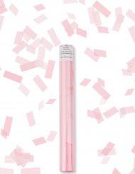 Cannone sparacoriandoli rosa rettangolari