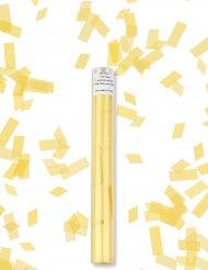 Cannone sparacoriandoli giallo