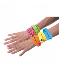 Bracciale fashion blu per adulto