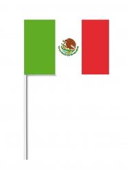 Bandierina di carta Messico 14 x 21
