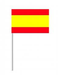 Bandierina di carta Spagna 14 x 21