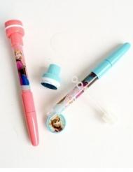 Penna timbro e bolle di sapone Frozen™