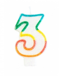 Candela Compleanno n° 3