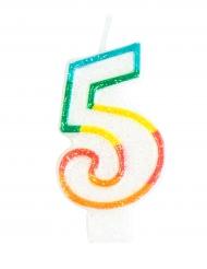 Candela Compleanno n° 5
