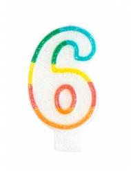 Candela Compleanno n° 6