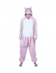 Costume da maiale kawaii per adulto