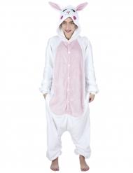 Costume da coniglio kawaii per adulto