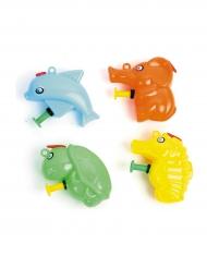 Kit pistole ad acqua di plastica a forma di animali!