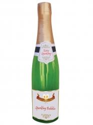 Bottiglia di champagne gonfiabile 76 cm